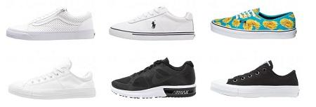 Populaire Amerikaanse schoenen